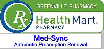 Ask one of our pharmacists about ''Med-Sync'' another great convenience for you.