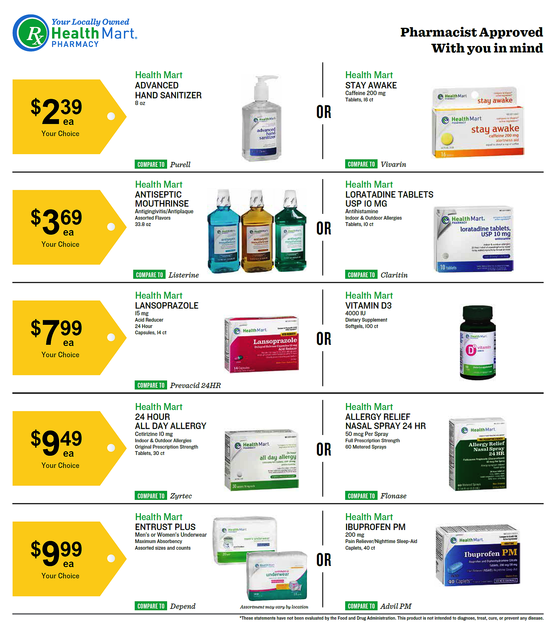 McKesson Special Items For August Savings